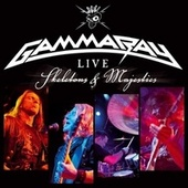 Live - Skeletons and Majesties by Gamma Ray