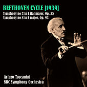 Beethoven Cycle (1939): Symphony N 3 in E-Flat Major, Op.55 - Symphony N 8 in F Major, Op.93 von Richard Wagner