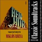 Classic Soundtracks: Ben Hur, Vol. 1 (1959 Film Score) de Miklos Rozsa