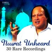 Nusrat Unheard - 30 Rare Recordings de Nusrat Fateh Ali Khan