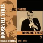 Jazz Figures / Roosevelt Sykes, (1931 - 1933), Volume 3 by Roosevelt Sykes