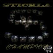 Champion by Stickla