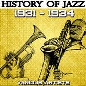 History Of Jazz 1931-1934 de Various Artists