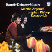 Bartók, Debussy, Mozart - Music For 2 Pianos von Martha Argerich