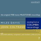 The Original 1958 Mono Milestones Recordings: The Complete Columbia Recordings of Miles Davis With John Coltrane, Disc 7 de Various Artists
