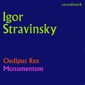 Stravinsky Conducts Stravinsky: Oedipus Rex and Monumentum pro Gesualdo di Venosa ad CD Annum von John Corigliano