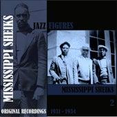 Jazz Figures / Mississippi Sheiks (1930 - 1931), Volume 2 by Mississippi Sheiks