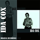 Jazz Figures / Ida Cox, (1923), Volume 1 by Ida Cox