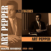 Jazz Figures /  Art Pepper (1950-1954) by Art Pepper