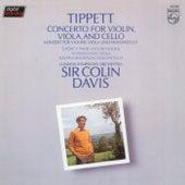 Tippett: Concerto For Violin, Viola & Cello by Gyorgy Pauk