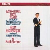 Haydn, Hummel, Hertel & Stamitz Trumpet Concertos de Håkan Hardenberger