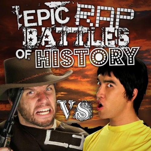 Bruce Lee vs Clint Eastwood by Epic Rap Battles of History
