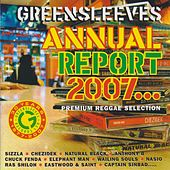 Greensleeves Annual Report 2007 von Various Artists