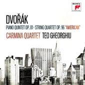 Dvorák: Piano Quintet Op. 81 / String Quartet Op. 96,
