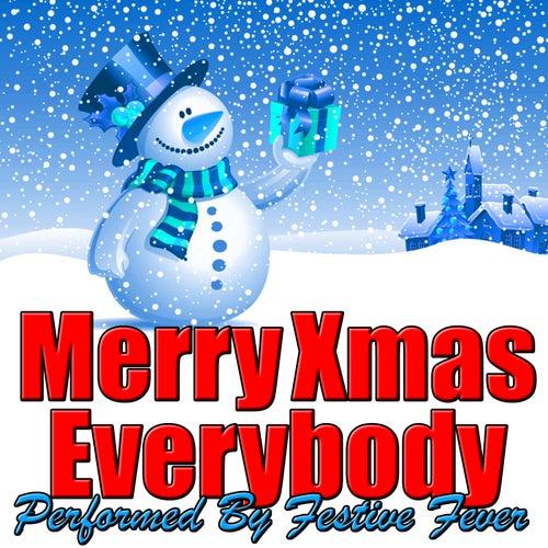 merry xmas everybody by festive fever