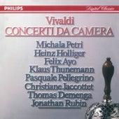 Vivaldi: Concerti Da Camera de Michala Petri