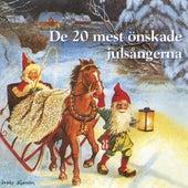 De 20 mest önskade julsångerna von Blandade Artister