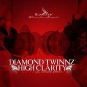 High Clarity de Diamond Twinnz