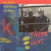 Konitz, Lee: 3 Guys by Lee Konitz