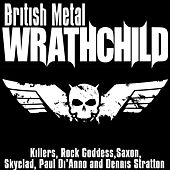 Wrathchild - British Metal von Various Artists