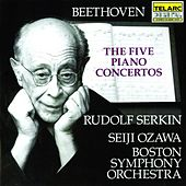 Beethoven: The Five Piano Concertos by Various Artists