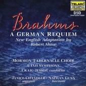 Brahms: Requiem von The Mormon Tabernacle Choir