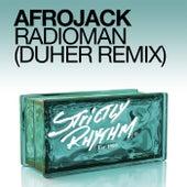 Radioman (Duher Remix) von Afrojack