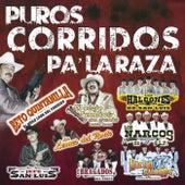 Puros Corridos Pa'laraza by Various Artists