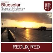 Sunset Highway by Bluesolar