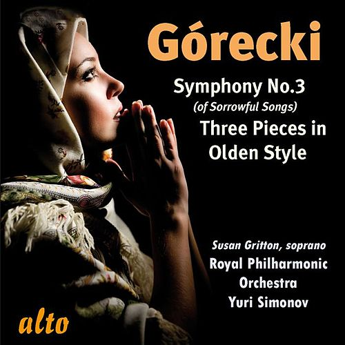 Gorecki: Symphony No. 3; Three Pieces in Olden Style by Various Artists
