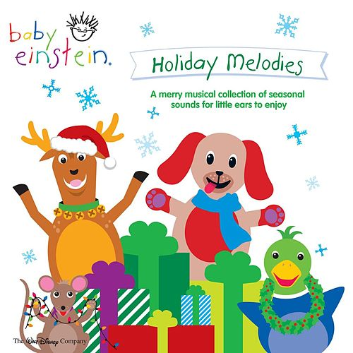 Baby Einstein: Holiday Melodies von The Baby Einstein Music Box Orchestra