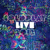 Live 2012 van Coldplay