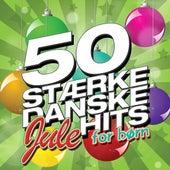 50 Stærke Danske Julehits For Børn de Various Artists