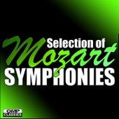 Mozart: Selection of Symphonies de Various Artists