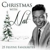 Christmas With Nat (25 Festive Favourites) de Nat King Cole