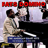 The American Chart Hits - The Singles As & Bs 1950 - 58 by Fats Domino