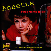 First Name Initial - All Her Chart Hits And More van Annette Funicello