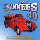 Les Années 40 (Enregistrements Originaux) von Various Artists
