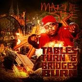 Tables Turn & Bridges Burn by Marnie Side