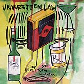 Here's To The Mourning by Unwritten Law