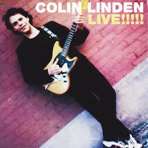 Colin Linden Live! by Colin Linden