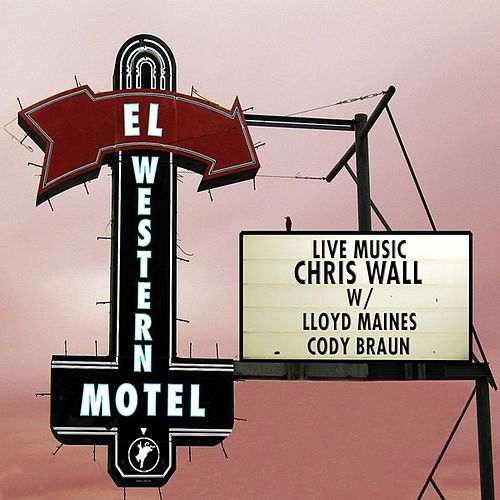 El Western Motel by Chris Wall