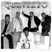 Quinteto de Quinteto Em Branco E Preto