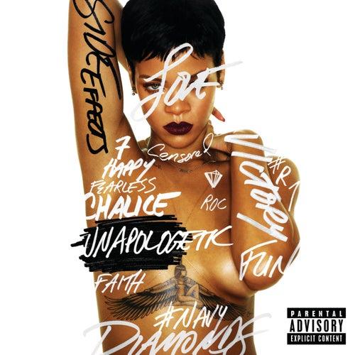 Unapologetic by Rihanna