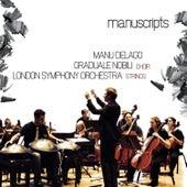 Manuscripts by Manu Delago