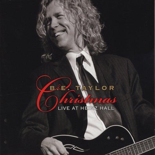 Christmas LIVE at Heinz Hall by B.E. Taylor