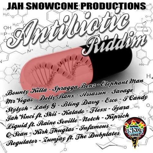 Antibiotic Riddim by Various Artists