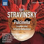 Stravinsky: Pulcinella - Scherzo fantastique von Various Artists