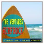 Surf Rock (72 Original Songs Digitally Remastered) de The Ventures
