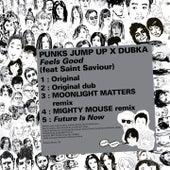 Kitsuné: Punks Jump Up x Dubka - Feels Good (Feat. Saint Saviour) EP by Punks Jump Up
